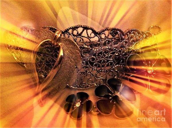 Photograph - Gifts From A Dear Sister And Friend by Debra Lynch