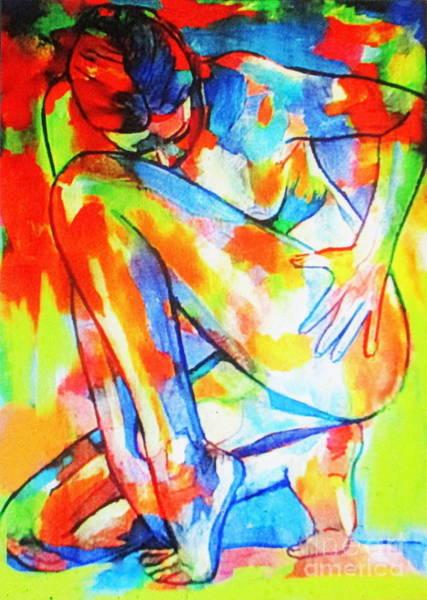 Painting - Gilded Light by Helena Wierzbicki