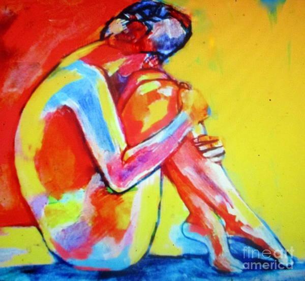 Painting - Gilded Stillness by Helena Wierzbicki