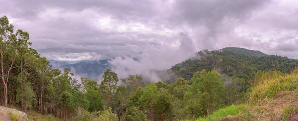Atherton Tablelands Photograph - Gillies Range In Clouds by Kim Wilder Hinson