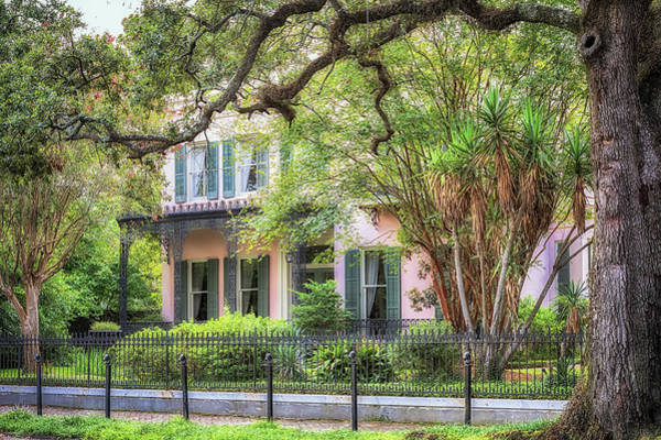 Photograph - Gilmour - Parker House  by Susan Rissi Tregoning