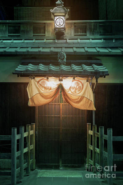 Wall Art - Photograph - Gion Kyoto Japan Night by Ivan Krpan