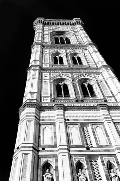 Photograph - Giotto's Campanile Florence by John Rizzuto