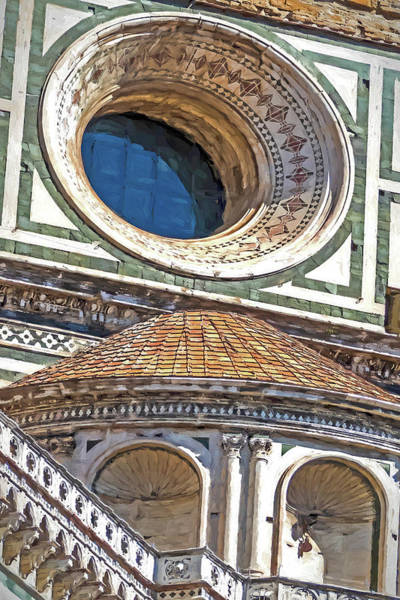 Wall Art - Photograph - Giotto's Campanile Florence Italy by Tony Grider