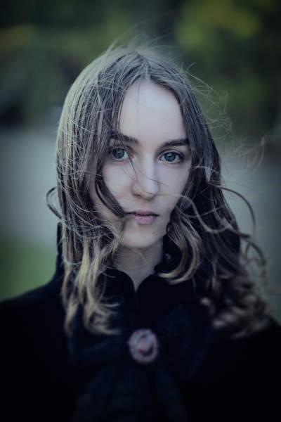 Photograph - Girl #1018 by Andrey Godyaykin