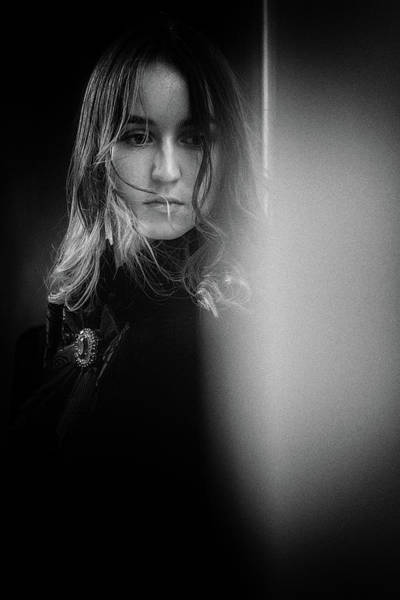 Photograph - Girl #1098 by Andrey Godyaykin