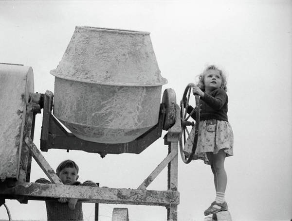 Photograph - Girl At The Helm by Jeremy Holton