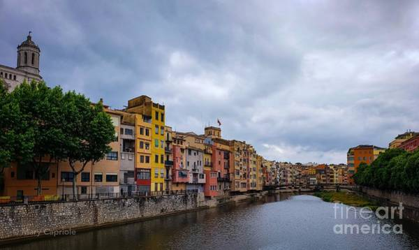 Photograph - Girona Spain by Mary Capriole