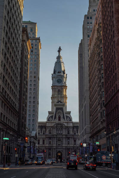 Wall Art - Photograph - Give My Regards To Broad Street - Philadelphia by Bill Cannon