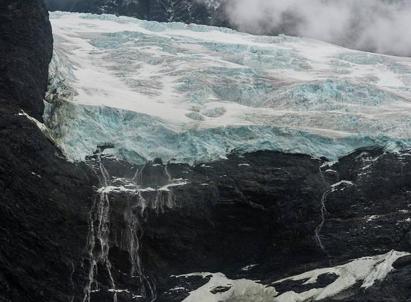 Photograph - Glacial Pace by Alex Lapidus