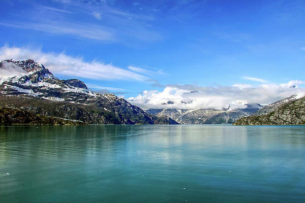 Photograph - Glacier Bay 1 by Dawn Richards