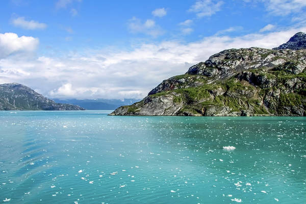 Photograph - Glacier Bay 6 by Dawn Richards