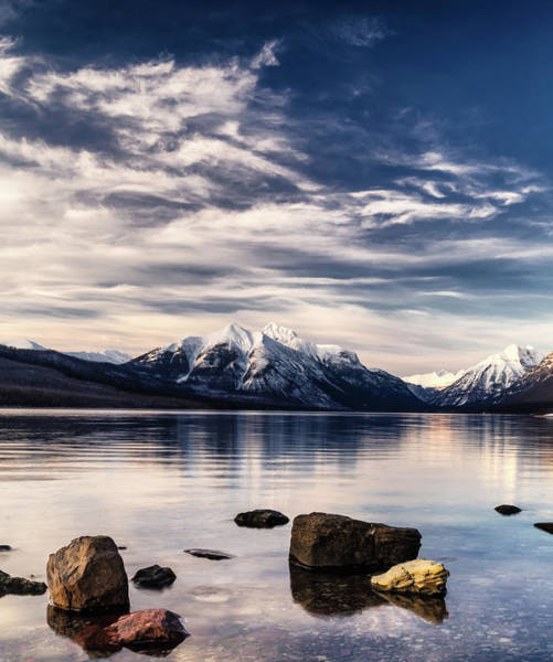 Photograph - Glacier National Park by Jake Sorensen