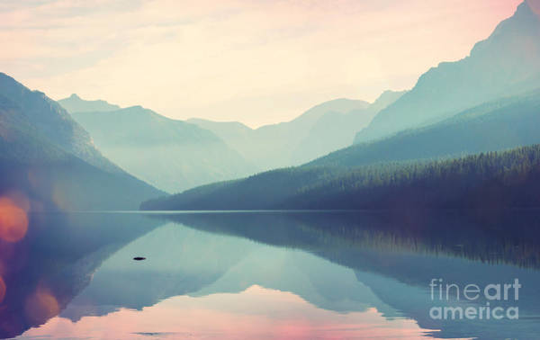 Wall Art - Photograph - Glacier National Park, Montana, Usa by Galyna Andrushko