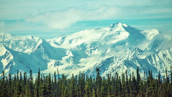 Wall Art - Photograph - Glacier View by Bill Gallagher