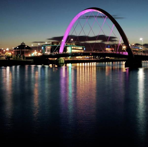 Clyde Photograph - Glasgow by Daniel Davison