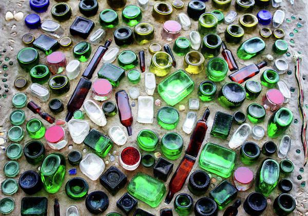Photograph - Glass Wall by Cynthia Guinn