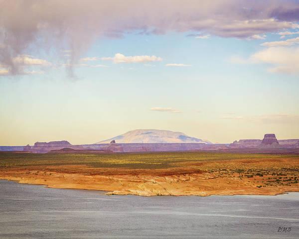 Photograph - Glen Canyon Page Az Xiv by David Gordon