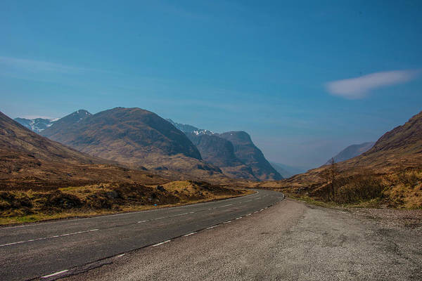 Photograph - Glen Coe - In The Scottsh Highlands by Bill Cannon