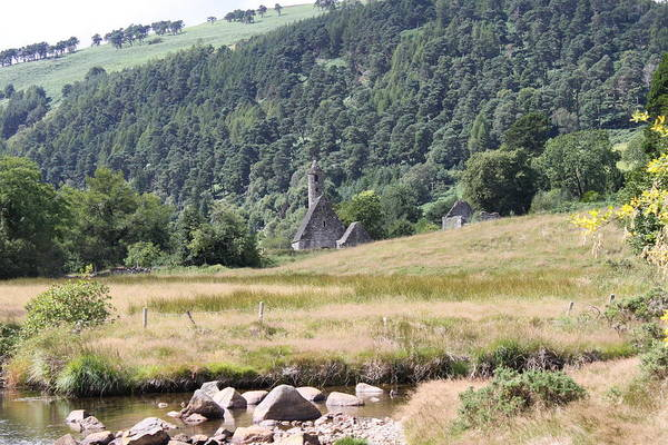 Photograph - Glendalough 4811 by John Moyer