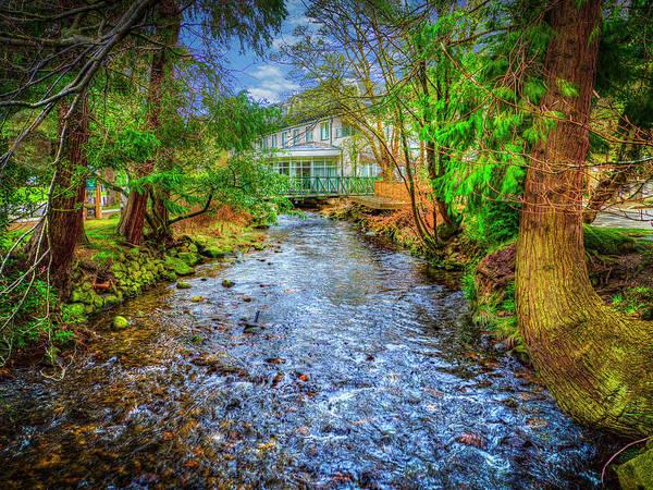 Photograph - Glendalough Valley by Paul Wear