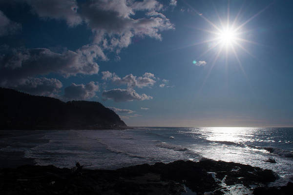 Wall Art - Photograph - Glistening Pacific by Bonnie Bruno