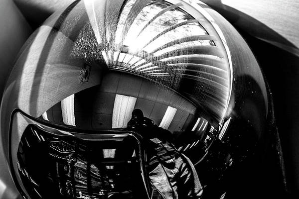 Photograph - Globe by Eric Christopher Jackson