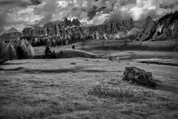 Wall Art - Photograph - Glorious Afternoon In The Dolomites by Jon Glaser