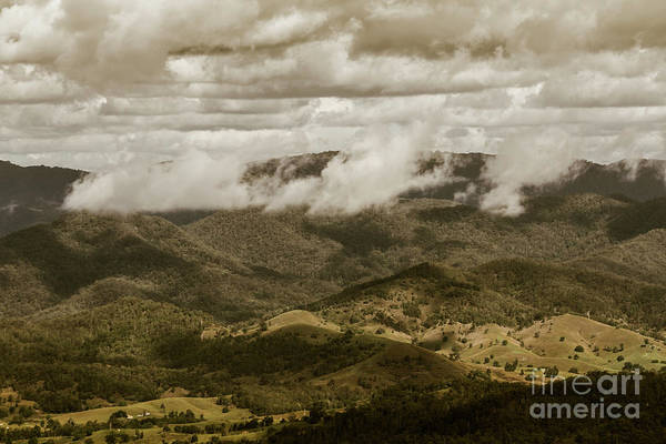 Wall Art - Photograph - Glorious Cloud Cover by Jorgo Photography - Wall Art Gallery