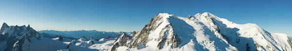 Climbing Photograph - Glorious Mountain Vista Xxxl by Fotovoyager