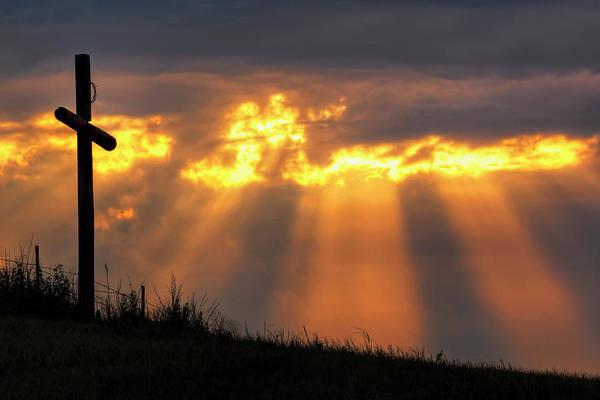 Photograph - Glorious Sunrise -1 by Rob Graham