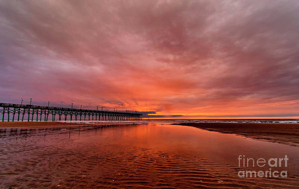 Photograph - Glowing Sunrise by DJA Images