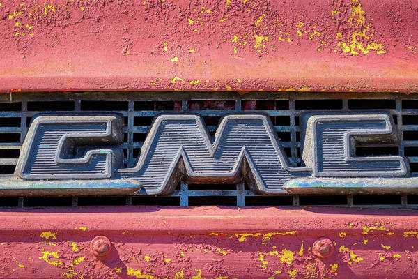 Photograph - GMC by Michael Hubley