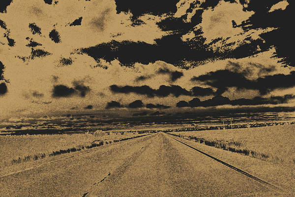 Photograph - Go Where The Road Leads by Chance Kafka