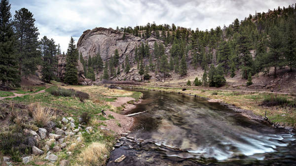 Colorado Springs Photograph - Go With The Flow by Robert Fawcett