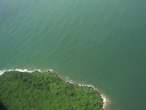 Goa Photograph - Goa As Seen From The Sky by Udoy Bhaskar Borah