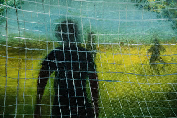 Mfa Wall Art - Photograph - Goalkeeper  by Iris Richardson