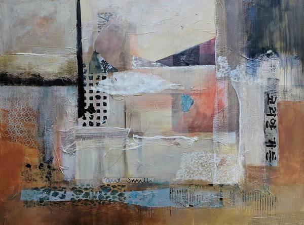 Painting - Gobi by Jillian Goldberg