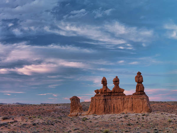 Goblin Photograph - Goblin Valley 2 by Leland D Howard
