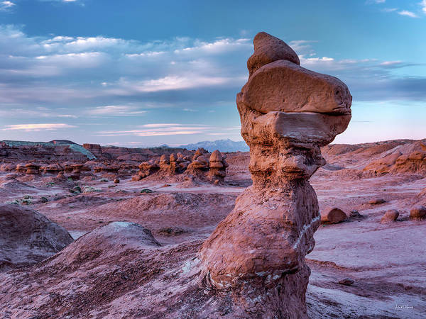 Goblin Photograph - Goblin Valley 4 by Leland D Howard