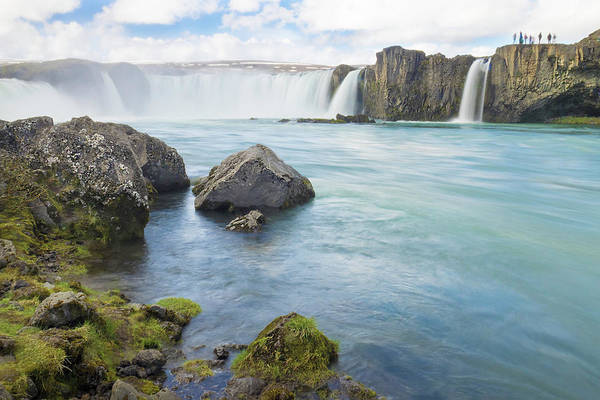 Photograph - Godafoss - Iceland by Marla Craven