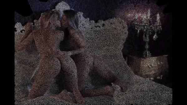 Digital Art - Goddesses Dream by Stephane Poirier