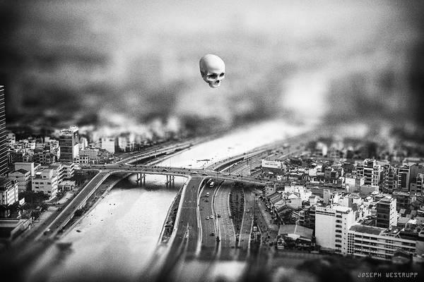 Wall Art - Digital Art - Godseye 2 by Joseph Westrupp