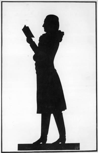 18th Century Digital Art - Goethes Shadow by Hulton Archive