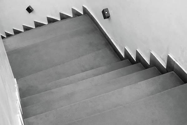 Photograph - Going Downstairs by Prakash Ghai