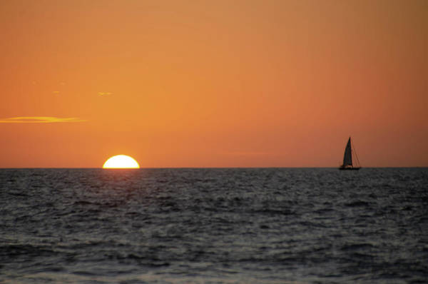 Photograph - Going Sailing At Sunrise - Cape May New Jersey by Bill Cannon