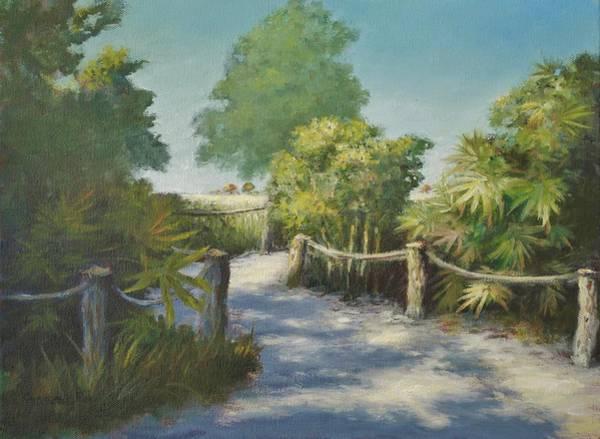 Painting - Going To The Beach by Alan Zawacki