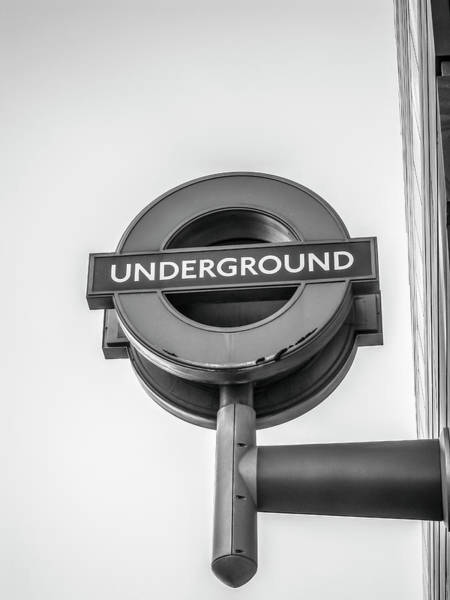 Wall Art - Photograph - Going Underground #1 by Joseph S Giacalone