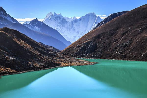 Gokyo Photograph - Gokyo Lake, Sagarmatha National Park by Feng Wei Photography