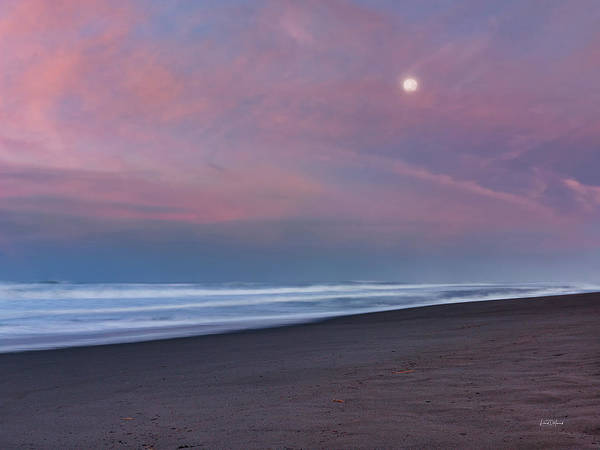Wall Art - Photograph - Gold Beach Sunrise by Leland D Howard